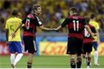 Giày vàng World Cup 2014: Muller lỡ cơ hội vàng bứt phá