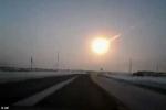 Thiên thạch nổ ở Nga bằng 20 quả bom nguyên tử