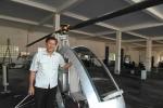 Tận mắt ngắm 2 chiếc trực thăng 'made in Vietnam'