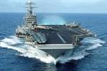 Mỹ điều siêu hàng không mẫu hạm tập trận gần ADIZ