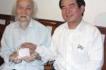 Cụ Phạm Ngọc Thung dặn lương y Phạm Cao Sơn: Con hãy tặng thuốc người nghèo