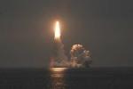 Nga sắp thử 'cây gậy hạt nhân' Bulava dành cho tàu ngầm