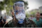 Ảnh ấn tượng: Dị nhân chống độc trên đường phố