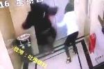 Clip: Nổi điên sút tung cửa thang máy và cái kết đắng