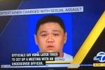 Kênh truyền hình hàng đầu của Mỹ đưa tin về việc Minh Béo quấy rối tình dục