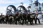 Tàu chiến hiện đại thế giới hội tụ tại triển lãm Hải quân quốc tế IMDS-2015