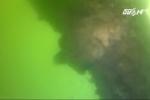 Video: Lặn xuống biển mục sở thị đường ống xả thải khổng lồ ở Vũng Áng