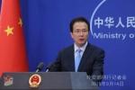 Xung đột biên giới Trung - Ấn, Bộ Ngoại giao Trung Quốc lên tiếng