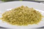 Cách chế biến món ăn từ cốm ngon và an toàn