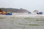 5 ngư dân Bình Định mất tích trên biển