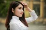 Nữ thủ khoa Đại học Văn hóa Hà Nội xinh đẹp rạng ngời