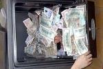 Dùng tiền 'âm phủ' đánh lừa đoàn kiểm tra tài chính