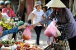 Túi nilông chịu thuế BVMT bằng 130% giá bán