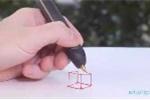 Cây bút vẽ 3D thần kỳ nhất từ trước tới nay