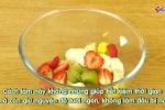 Cách làm salad hoa quả trong nháy mắt