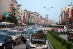 Hà Nội: Vẫn xây cầu vượt qua Đàn Xã Tắc
