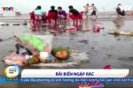 Nhìn những điểm du lịch ngập rác sau nghỉ lễ, ngao ngán ý thức người Việt