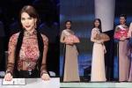 Siêu mẫu Hà Anh: Thí sinh 'Hoa khôi áo dài' trình diễn áo dài 'kém duyên'