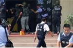Cảnh sát Trung Quốc đấu súng dữ dội với khủng bố