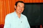 Đề nghị ông Nguyễn Văn Nên làm Chủ nhiệm văn phòng Chính phủ