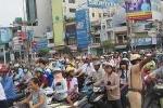 Phó Thủ tướng: Cần xây dựng lộ trình cấm xe máy tại các đô thị lớn
