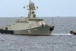 Chiến hạm Nga nã tên lửa tiêu diệt căn cứ của IS