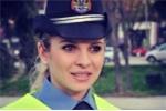 Nữ cảnh sát 9x xinh đẹp hút hồn dân mạng