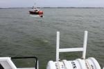 Chìm tàu 9 người mất tích: Điều trực thăng tìm kiếm