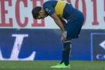 Đến lượt Carlos Tevez đạp gãy chân đối thủ