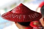 U19 Việt Nam-U19 Trung Quốc: Bản đồ đất nước trên nón lá Myanmar