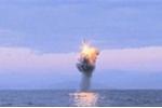 Thực hư clip Triều Tiên phóng thử tên lửa đạn đạo từ tàu ngầm
