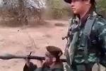 Clip: Lính Trung Quốc tập bắn súng B40 và cái kết kinh hoàng