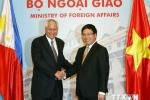 Việt Nam, Phillpines kêu gọi ASEAN thống nhất về vấn đề Biển Đông