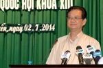 Thủ tướng: Việt Nam kiên quyết đấu tranh bảo vệ chủ quyền