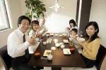 Vai trò của bữa ăn gia đình với trẻ em
