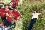 'Giẫm nát hoa': Thói quen xấu của người Việt