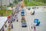 Hàng nghìn phật tử diễu hành mừng Đại lễ Vesak 2014