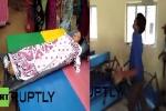 Bị giáo viên phạt quỳ, bé gái 10 tuổi tử vong