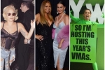 Sao Âu Mỹ 24h: Miley nổi loạn vì không được diễn, Katy Perry hội ngộ Mariah Carey