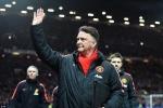 Man Utd thua trận đáng thương, lỗi lại do Van Gaal?