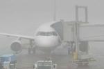 Sương mù dày đặc, máy bay Jetstar Pacific 2 lần hạ cánh bất thành