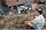 Lở đất chôn sống hàng trăm người ở Colombia