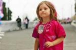 Cô bé 4 tuổi vật lộn chống lại căn bệnh ung thư vú