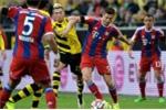 Bayern Munich thắng nhàn derby nước Đức
