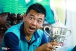 Hoàng Nam không được thưởng dù vô địch Wimbledon