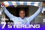 David Silva, Sterling cùng dàn sao Man City sang Việt Nam