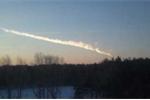 Thiên thạch bùng cháy trên bầu trời Nga?