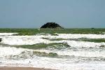 Vùng áp thấp gây mưa to và dông khu vực nam Trung Bộ