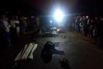 Xe máy đối đầu, 2 thanh niên chết tại chỗ