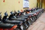 Triệt phá 'siêu' ổ nhóm trộm cắp, tiêu thụ xe máy